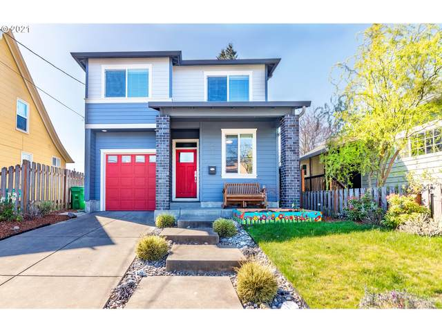 2832 N Farragut St, Portland, OR 97217 (MLS #21026007) :: The Haas Real Estate Team