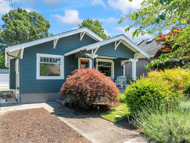 2346 SE 44TH Ave, Portland, OR 97215 (MLS #21026015) :: Townsend Jarvis Group Real Estate