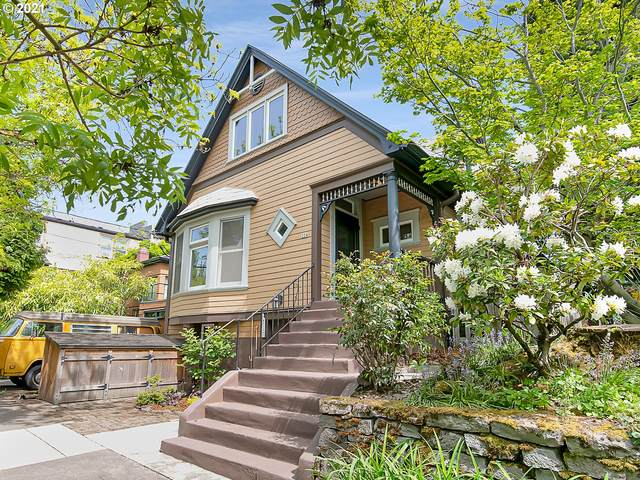 324 SE 13TH Ave, Portland, OR 97214 (MLS #21026128) :: Next Home Realty Connection