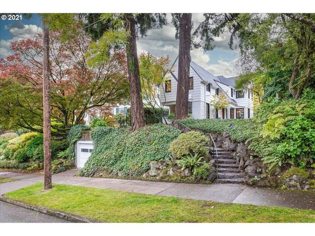 1826 SW Myrtle St, Portland, OR 97201 (MLS #21026143) :: Next Home Realty Connection