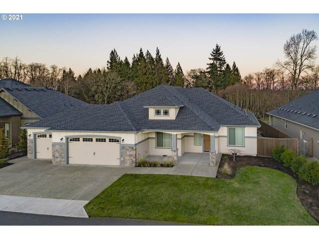 14705 NW 56TH Ave, Vancouver, WA 98685 (MLS #21026173) :: Fox Real Estate Group