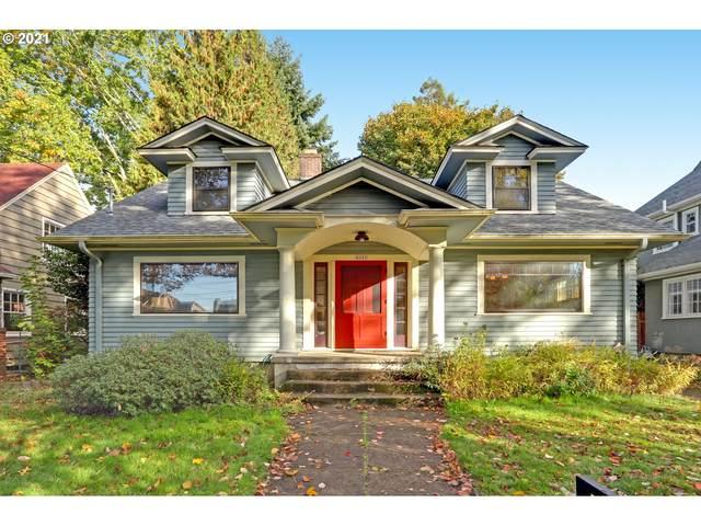 4245 SE Oak St, Portland, OR 97215 (MLS #21026429) :: Gustavo Group