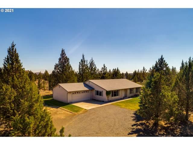 5840 NW Galloway Loop, Redmond, OR 97756 (MLS #21026464) :: Oregon Farm & Home Brokers