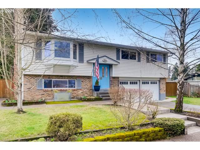13820 SW Bonnie Brae Ct, Beaverton, OR 97005 (MLS #21026586) :: Premiere Property Group LLC