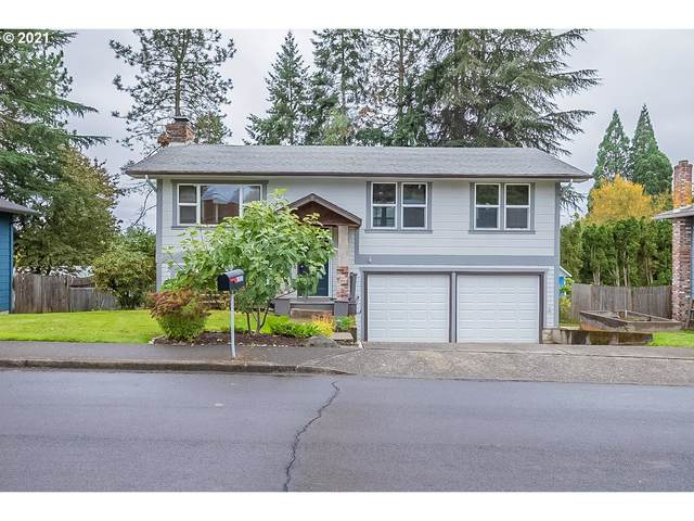12020 SW Burlheights St, Tigard, OR 97223 (MLS #21026695) :: Premiere Property Group LLC