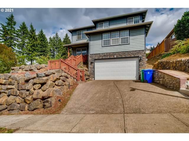 11512 SE Verns Way, Happy Valley, OR 97086 (MLS #21026771) :: Holdhusen Real Estate Group