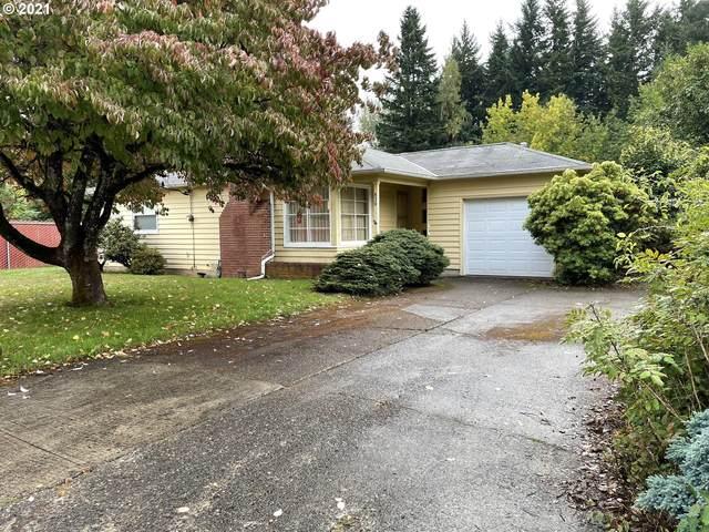 820 SE 7TH St, Gresham, OR 97080 (MLS #21026795) :: Lux Properties