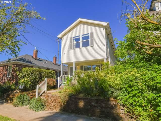 4226 N Gantenbein Ave, Portland, OR 97217 (MLS #21026801) :: Townsend Jarvis Group Real Estate
