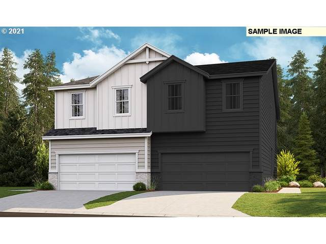 3102 N Pioneer Canyon Dr, Ridgefield, WA 98642 (MLS #21026918) :: The Haas Real Estate Team