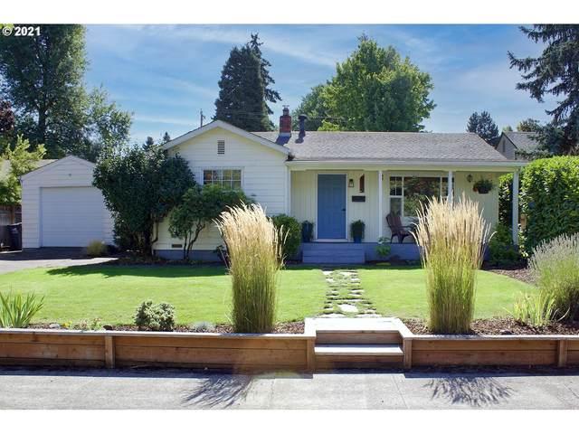 330 E 34TH Ave, Eugene, OR 97405 (MLS #21026933) :: Stellar Realty Northwest