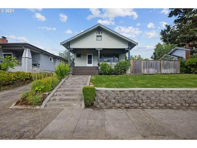6612 SE Cesar E Chavez Blvd, Portland, OR 97202 (MLS #21026937) :: McKillion Real Estate Group