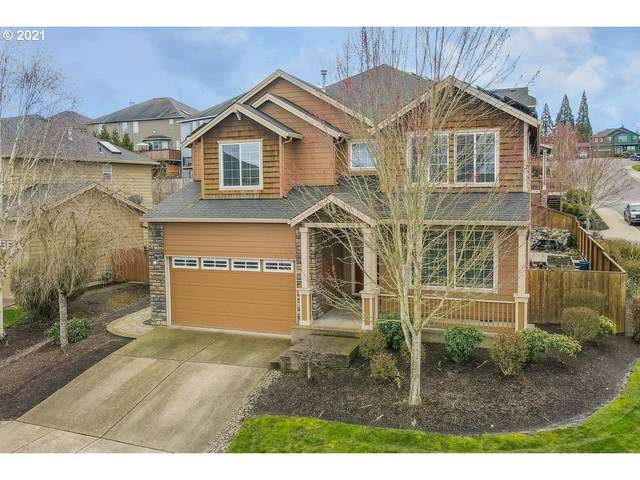 425 E 13TH Pl, Lafayette, OR 97127 (MLS #21027188) :: Stellar Realty Northwest