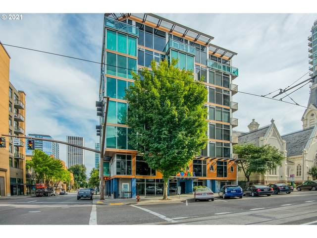 1410 SW 11TH Ave #301, Portland, OR 97201 (MLS #21027193) :: Tim Shannon Realty, Inc.