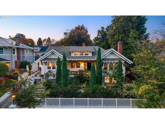 3703 E Burnside St, Portland, OR 97214 (MLS #21027252) :: Stellar Realty Northwest