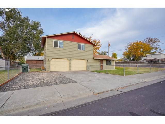 365 NW 6TH St, Hermiston, OR 97838 (MLS #21027327) :: Holdhusen Real Estate Group