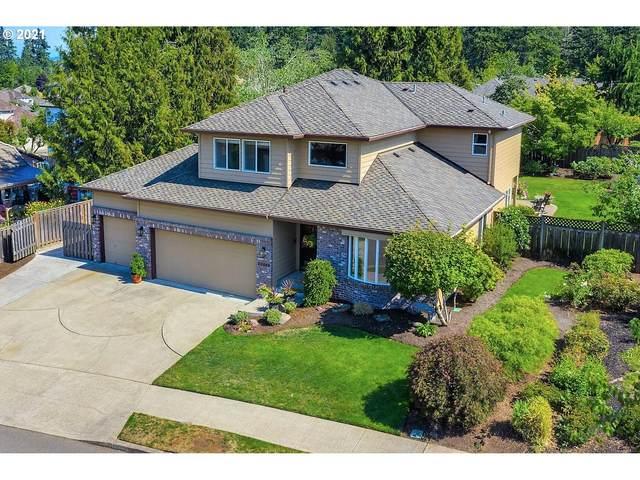 11309 SE Highland Loop, Clackamas, OR 97015 (MLS #21027383) :: Premiere Property Group LLC