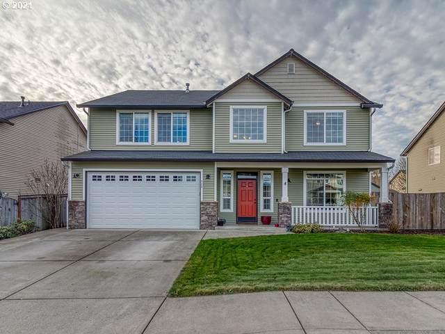 112 E 16TH Pl, La Center, WA 98629 (MLS #21027403) :: Next Home Realty Connection