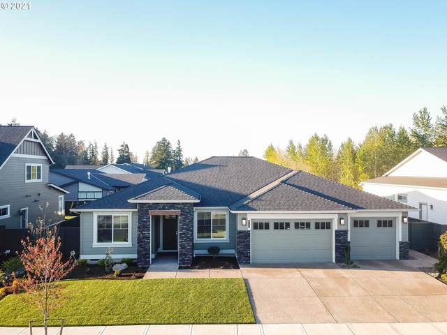 5931 SE Provence St, Hillsboro, OR 97123 (MLS #21027479) :: Next Home Realty Connection