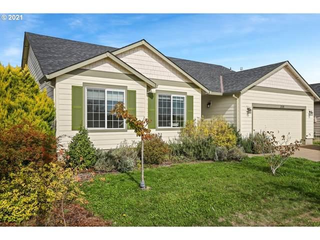 3115 Linfield Ave, Woodburn, OR 97071 (MLS #21027507) :: Stellar Realty Northwest