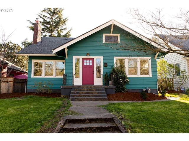 6114 N Commercial Ave, Portland, OR 97217 (MLS #21027771) :: Tim Shannon Realty, Inc.