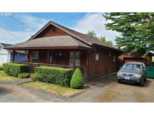 243 N Henry St, Coquille, OR 97423 (MLS #21028011) :: Tim Shannon Realty, Inc.