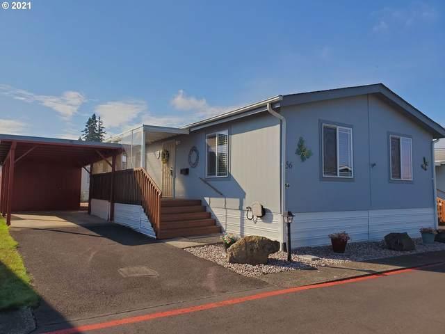 20248 S Highway 213 #56, Oregon City, OR 97045 (MLS #21028760) :: Stellar Realty Northwest