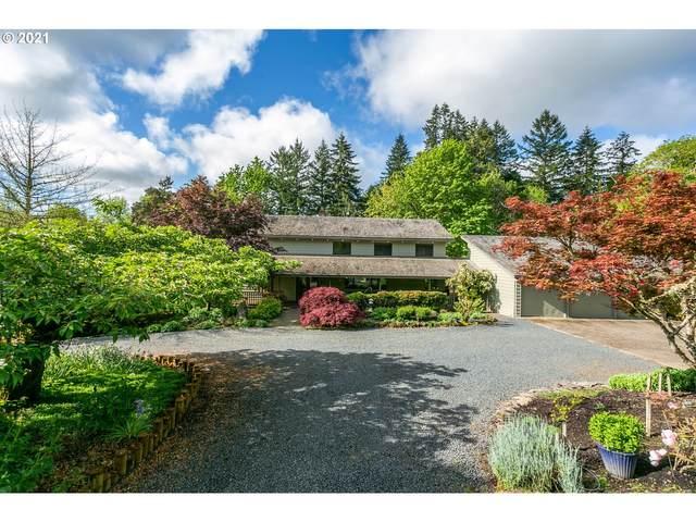 18225 SW Mountain Home Rd, Sherwood, OR 97140 (MLS #21028764) :: The Liu Group