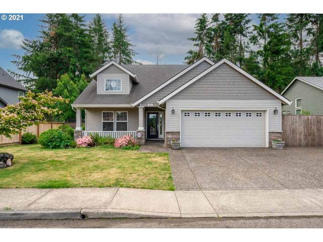 1401 NE 11TH Ave, Canby, OR 97013 (MLS #21029121) :: Next Home Realty Connection