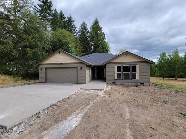 1444 2nd Ave, Vernonia, OR 97064 (MLS #21029317) :: Townsend Jarvis Group Real Estate
