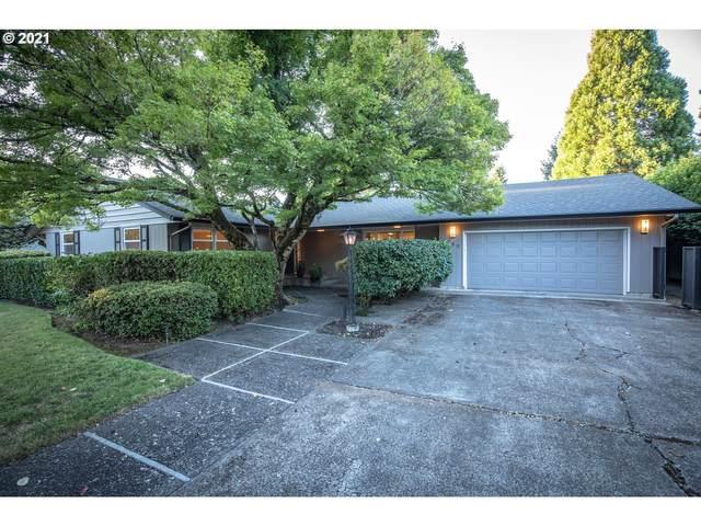 750 Fair Oaks Dr, Eugene, OR 97401 (MLS #21029627) :: The Haas Real Estate Team