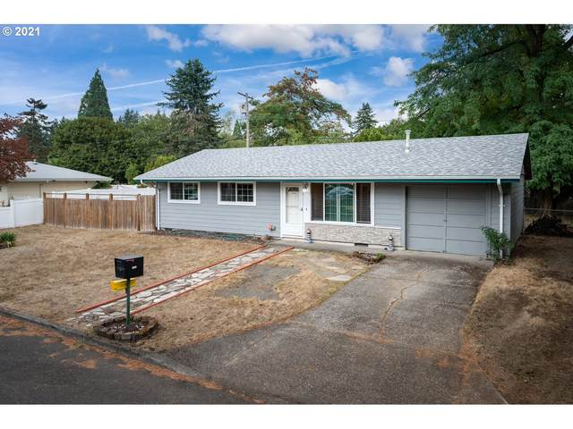1340 SE 174TH Pl, Portland, OR 97233 (MLS #21030042) :: Next Home Realty Connection