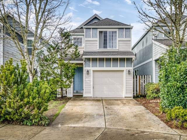 5897 NW 174TH Ave, Portland, OR 97229 (MLS #21030092) :: Beach Loop Realty