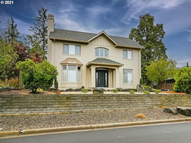 2616 Ridgemont Dr, Eugene, OR 97405 (MLS #21030222) :: Triple Oaks Realty