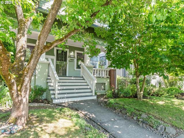 1910 SE 44TH Ave, Portland, OR 97215 (MLS #21030418) :: Townsend Jarvis Group Real Estate