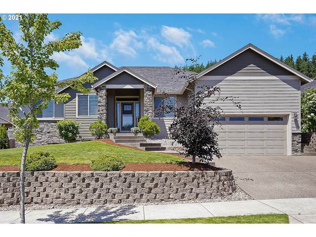 1543 Lakeview Dr, Silverton, OR 97381 (MLS #21030570) :: Townsend Jarvis Group Real Estate