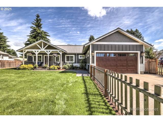 30827 NW Hillcrest St, North Plains, OR 97133 (MLS #21030619) :: Next Home Realty Connection