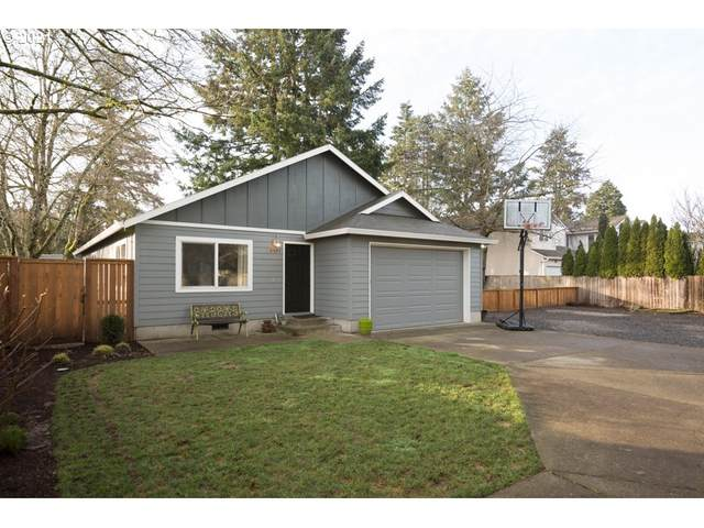 3307 SE 144TH Ave, Portland, OR 97236 (MLS #21030716) :: Coho Realty