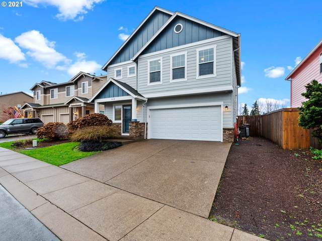 919 NW 1ST Ave, Canby, OR 97013 (MLS #21030755) :: Fox Real Estate Group
