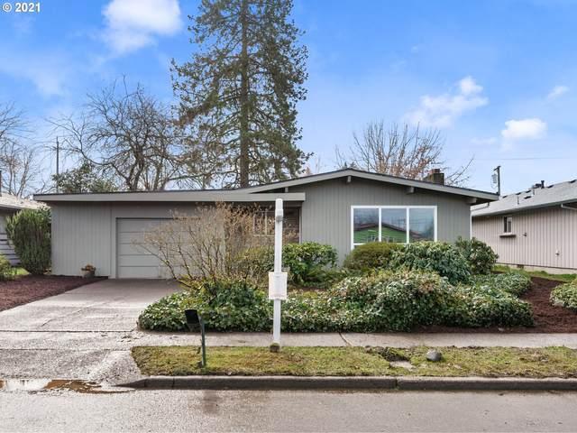 12370 SW 14th St, Beaverton, OR 97005 (MLS #21030758) :: Duncan Real Estate Group