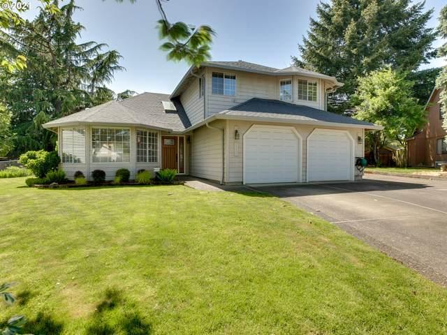 6240 SE Deering Ct, Milwaukie, OR 97002 (MLS #21030796) :: Fox Real Estate Group