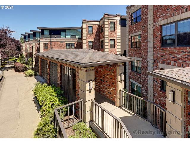 2454 NW Westover Rd #502, Portland, OR 97210 (MLS #21030879) :: The Liu Group