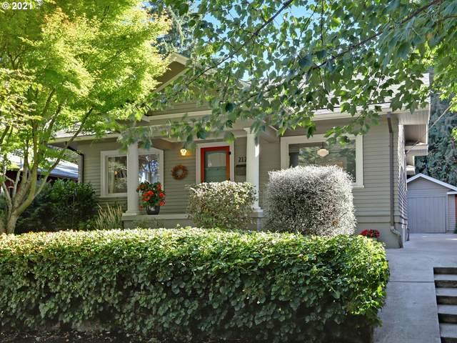 2126 NE 50TH Ave, Portland, OR 97213 (MLS #21030954) :: Coho Realty