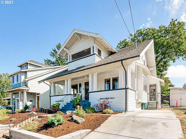 4628 SE 43RD Ave, Portland, OR 97206 (MLS #21030956) :: McKillion Real Estate Group