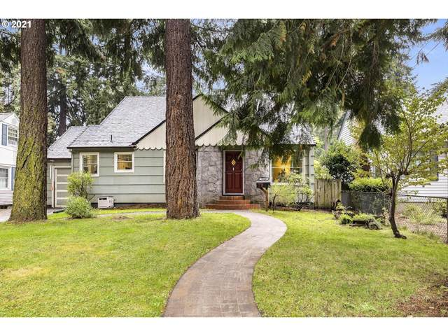 9644 NE Skidmore St, Portland, OR 97220 (MLS #21031094) :: Premiere Property Group LLC