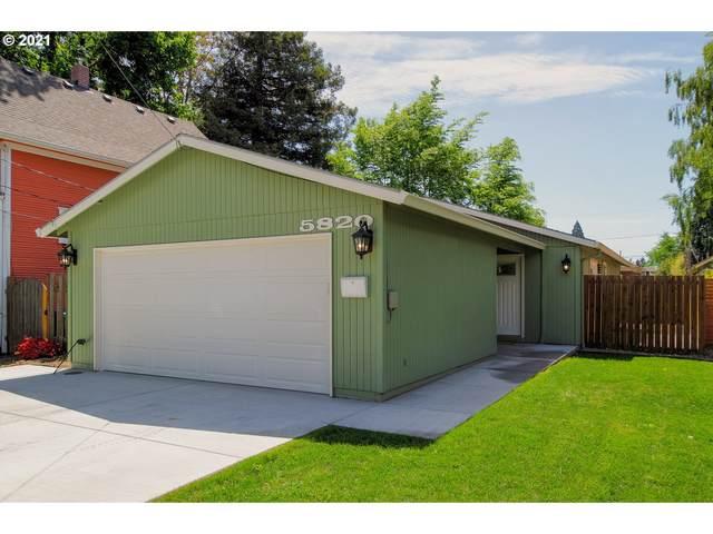 5820 SE Francis St, Portland, OR 97206 (MLS #21031252) :: Song Real Estate