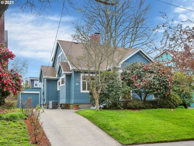 3528 NE Us Grant Pl, Portland, OR 97212 (MLS #21031382) :: RE/MAX Integrity