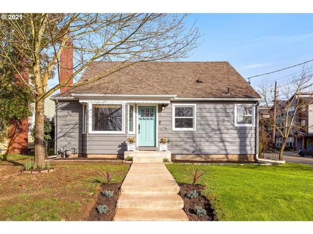 5006 N Commercial Ave, Portland, OR 97217 (MLS #21031683) :: Stellar Realty Northwest