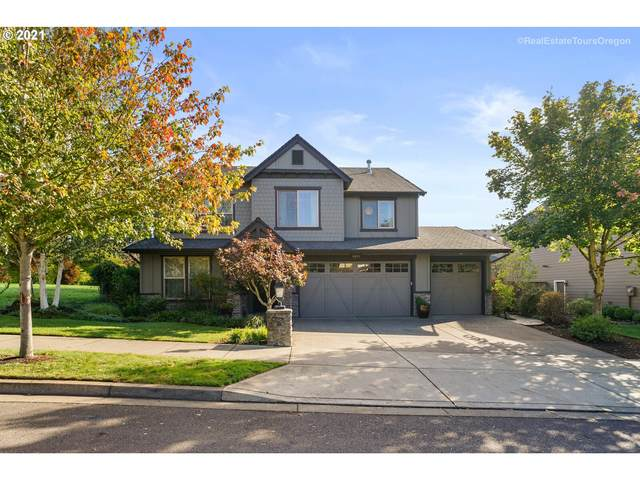 4975 Ireland Ln, West Linn, OR 97068 (MLS #21031705) :: Next Home Realty Connection