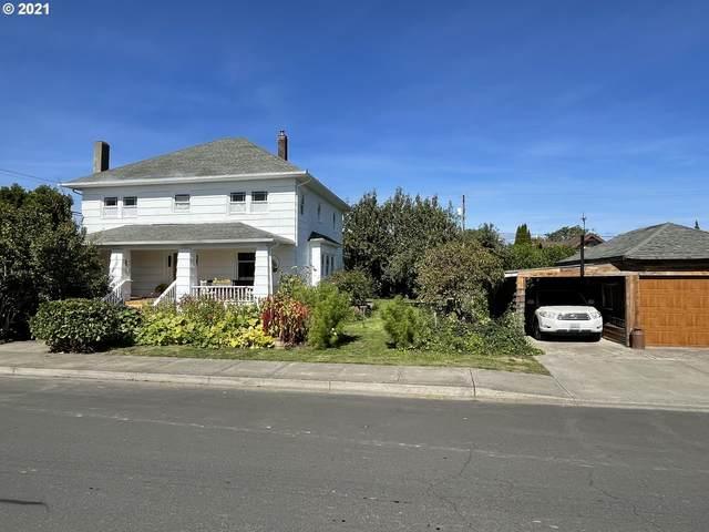 532 Dunham Ave, Woodland, WA 98674 (MLS #21032149) :: Coho Realty