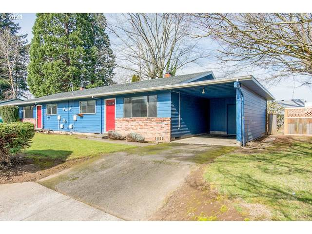 141 NW 14TH Pl, Gresham, OR 97030 (MLS #21032320) :: Real Tour Property Group